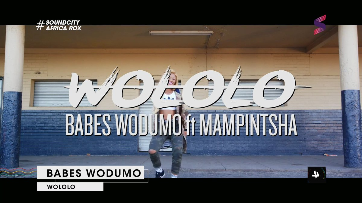 . @BABESWODUMO with 'Wololo' at #7 this week   #AfricaRoxCountdown bro...