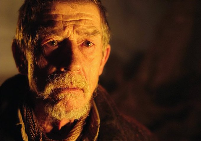 And also Happy Birthday to the War Doctor himself Sir John Hurt!