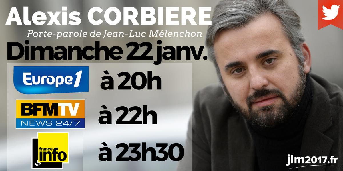 Ce soir suivez les interventions de nos porte-paroles @alexiscorbiere @RaquelGarridoPG et @leilachaibi ! #France2 #itele #BFMTV #Europe1<br>http://pic.twitter.com/e7EB6VPVif