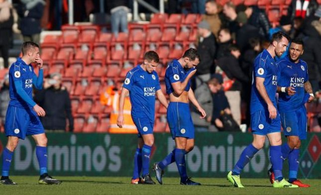 Caludio Ranieri tells Leicester fans to blame him after Foxes are hamm...