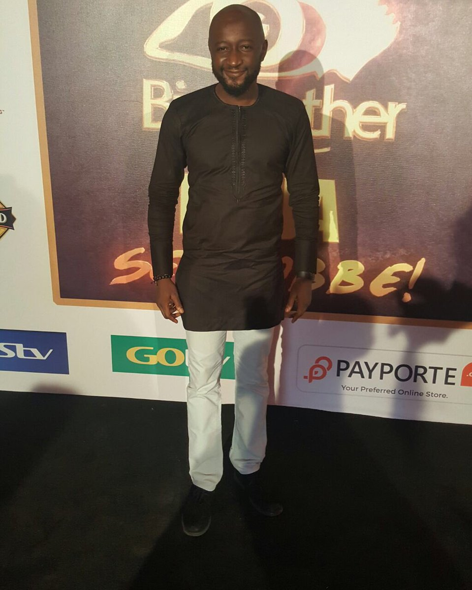 He will tell you #BigBrotherNaija made him a celebrity. #BBNaija https...