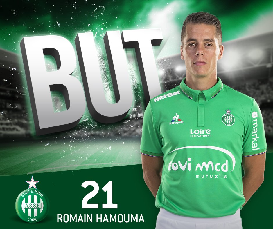 #ASSESCO 1-1  51e: BUUUUUT de Romain #Hamouma !!!! https://t.co/asumG4...