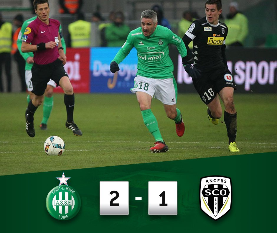#ASSESCO 2-1 VICTOIRE DES VERTS ! 👍 https://t.co/NiSnyJxls6