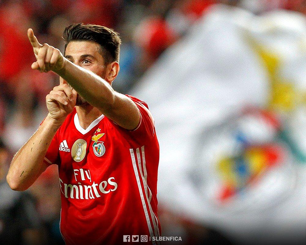Contas fechadas no #SLBxCDT. Resultado final: SL Benfica 4-0 CD Tondel...