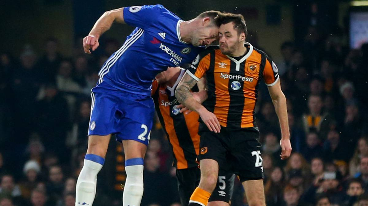 VIDEO: Ryan Mason operato per frattura al cranio subita contro il Chelsea di Conte