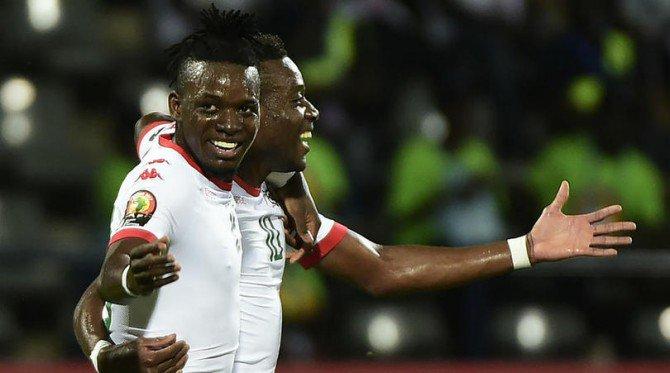 Video: Guinea-Bissau vs Burkina Faso