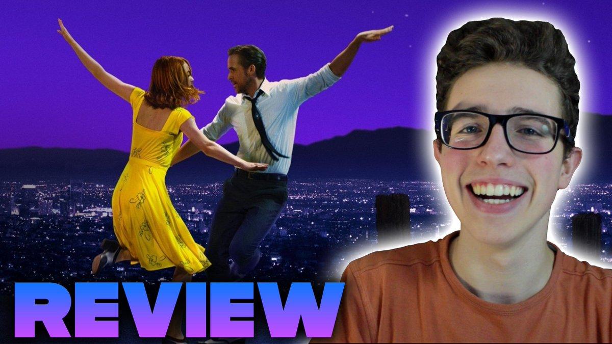 LA LA LAND REVIEW! #LALALAND #RyanGosling #EmmaStone #Musical #Drama #Romance #Comedy #Movie #Review  https:// youtu.be/XDHYPqiouro  &nbsp;  <br>http://pic.twitter.com/sdQtJmJ0Zb