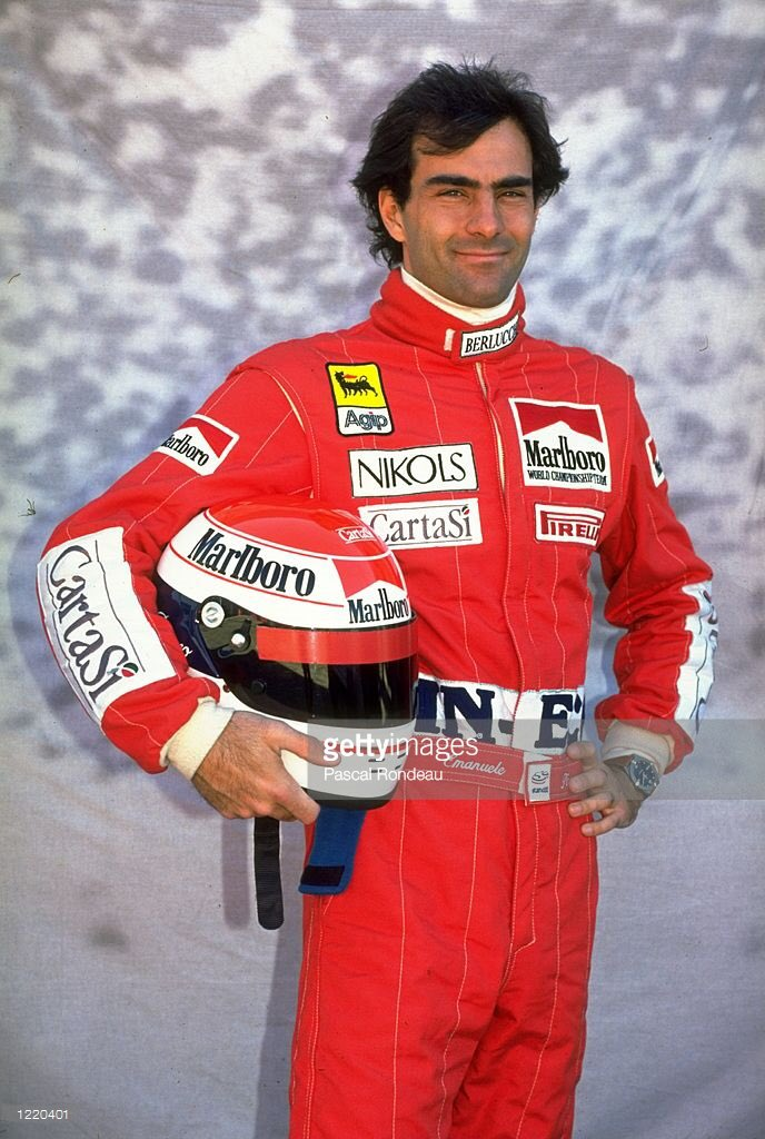 Image result for 1990 de cesaris