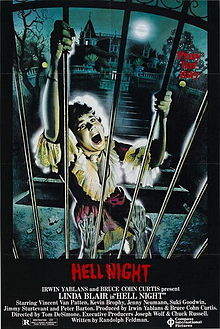Happy birthday Linda Blair...A little alternative to her definitive role!