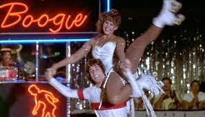"""Happy birthday to Linda Blair. I reviewed her film \""""Roller Boogie.\"""""""