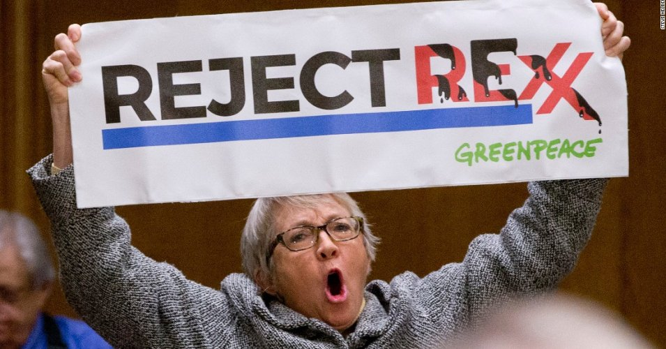 Vote NO on Tillerson! @SenatorTomUdall #RejectRex #exxonknew #ActOnClimate<br>http://pic.twitter.com/x64ghesNr4