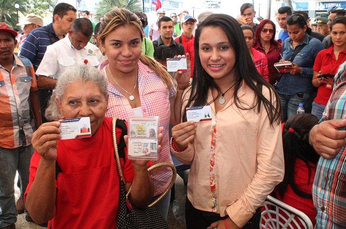Carnet de la Patria permitirá detectar necesidades sociales de la población