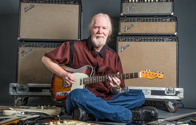 Happy Birthday, Jimmy Herring
