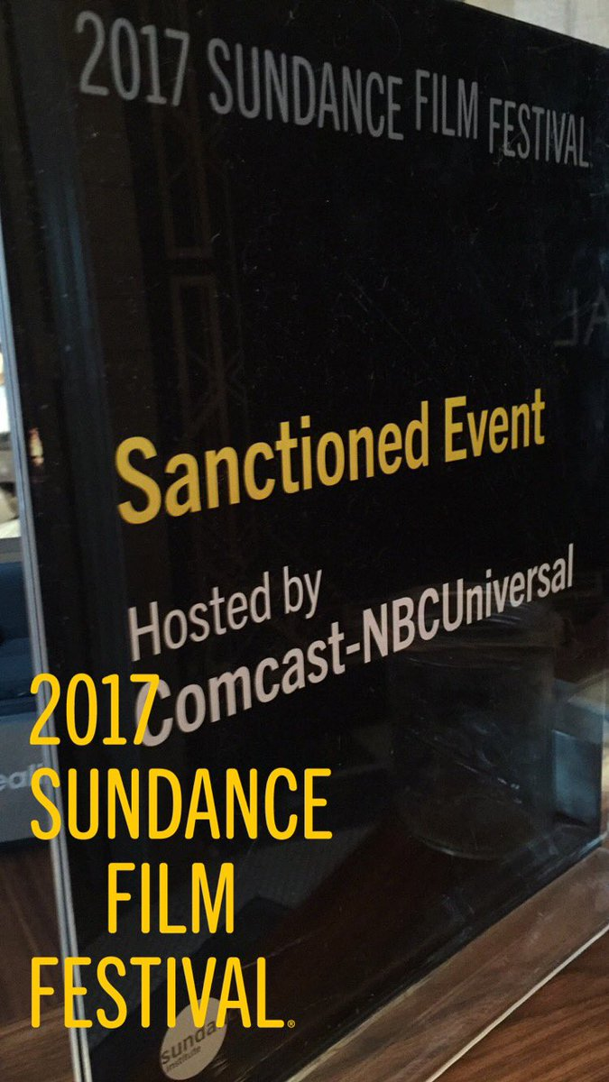 comcast careers on we had a great time welcoming guests comcast careers on we had a great time welcoming guests at comcast nbcuniversal s vip reception at sundancefest yesterday showcasing x1 vr
