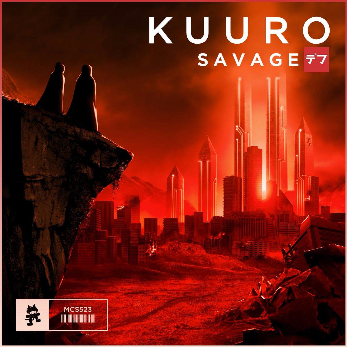 #NEWMUSIC: @kuuromusic - &#39;Savage&#39;   http:// miml.co/new-music/kuur o-savage/ &nbsp; … <br>http://pic.twitter.com/w54YHgLfA9