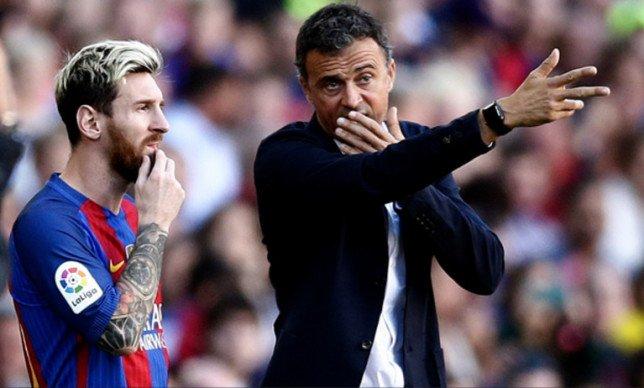 أهداف مباراة برشلونة وإيبار 4-0