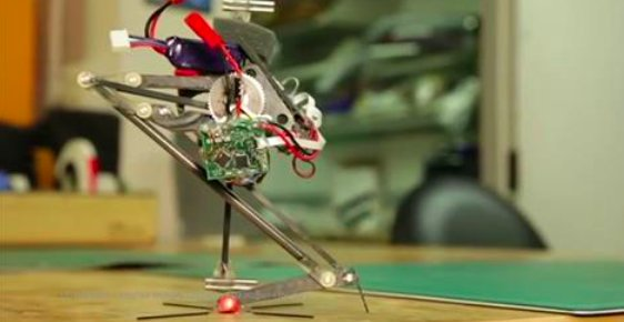 Engineers have developed the most agile jumping robot ever.