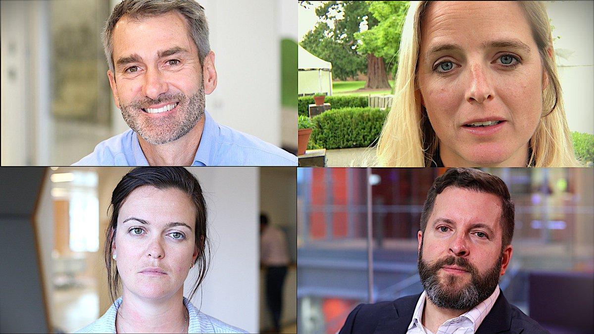 Four tech CEOs explain how you turn a small company into a huge one