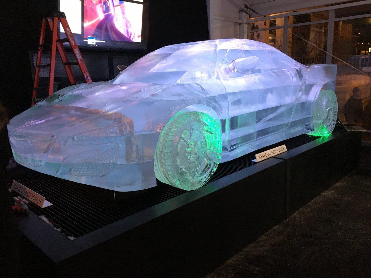 Honda Acura NSX de hielo ICE Sundance