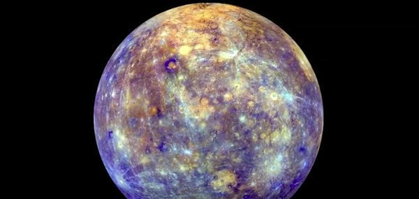Data suggests that Mercury\'s dark blue hue is caused by carbon in the form of graphite.
