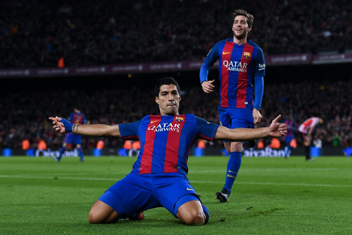 Luis Suarez in #LaLiga since the start of the 2015/16 season:  Most go...