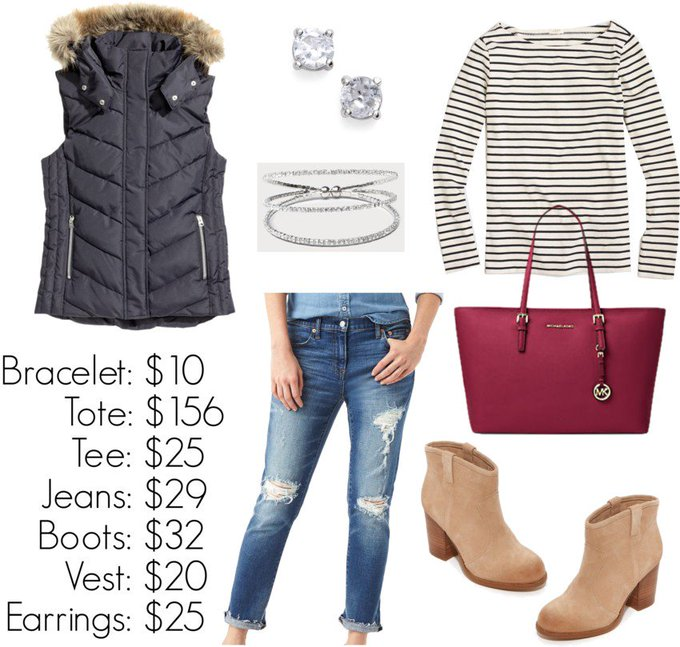 Outfit Inspiration: Winter Layers