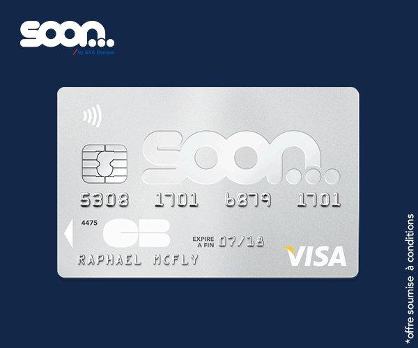 #mobilitébancaire #LoiMacron Besoin d'une carte bancaire sans conditions de revenu & sans frais de tenue de compte : https://t.co/2cqytM5Yey https://t.co/iorvr3FFOk