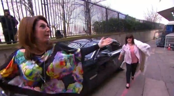 RT @TheJaneMcDonald: RT @loosewomen: We're on the loose again... @NolanColeen @TheJaneMcDonald are here!!! https://t.co/xTlOvnU6pL