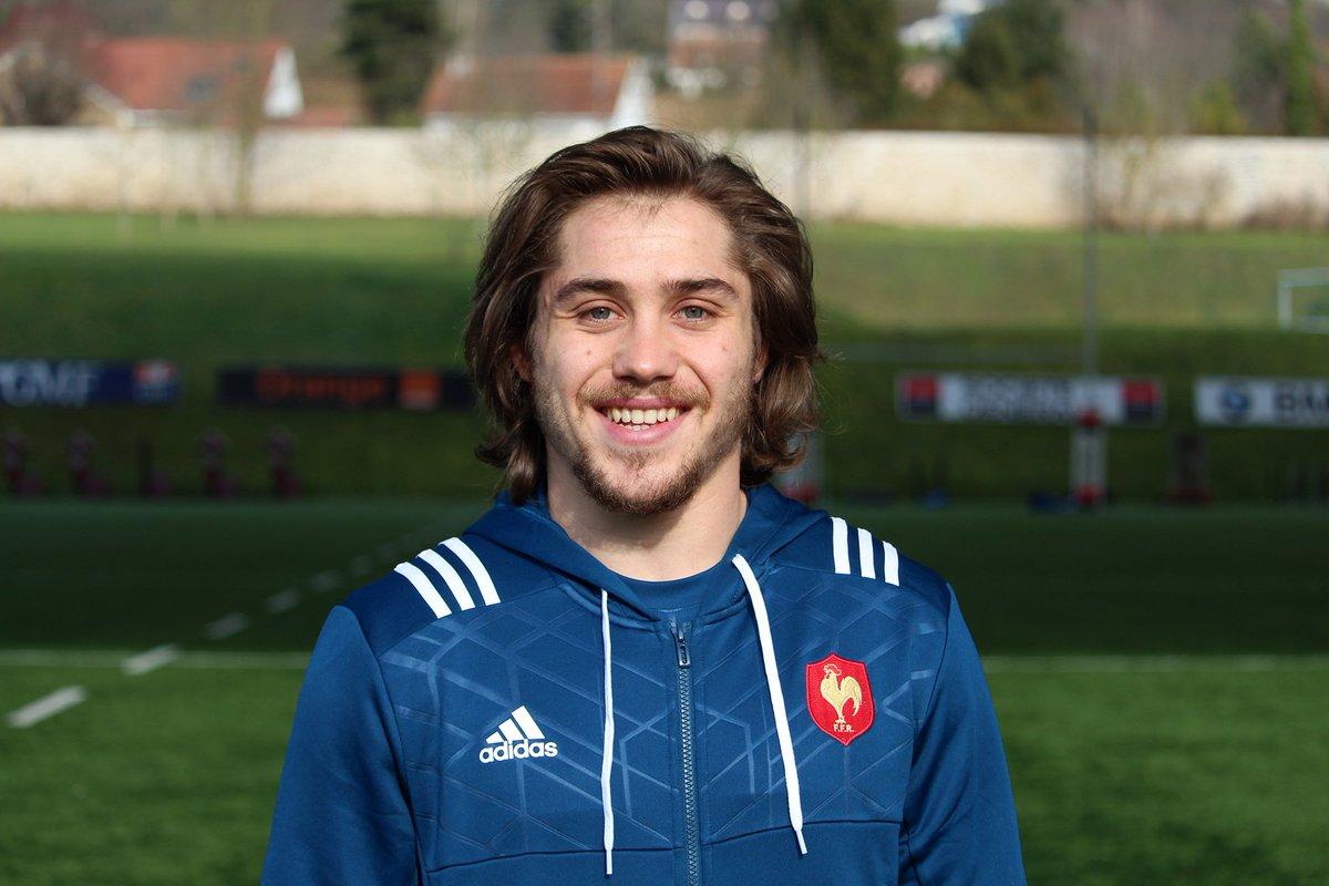 Ff Rugby On Twitter Xvdefrance Gabriel Lacroix Vient De Rejoindre Les Tricolores Au Cnr Bienvenue à Lui Soutienslexv