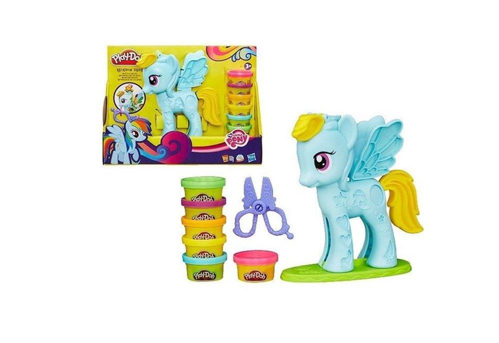 my little pony игровой набор королевство твайлайт спаркл рейнбоу