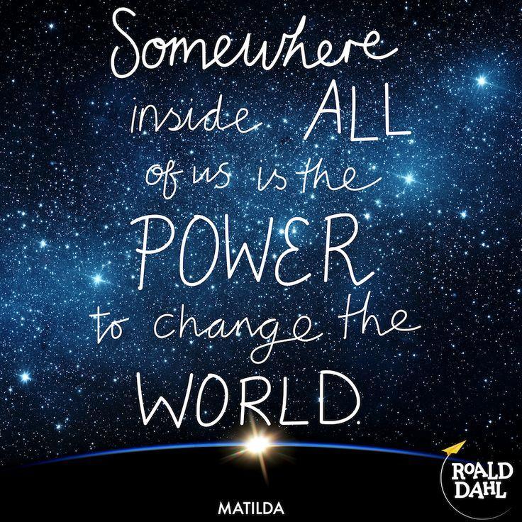 Matilda Quotes