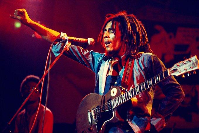 Happy Birthday Bob Marley <3