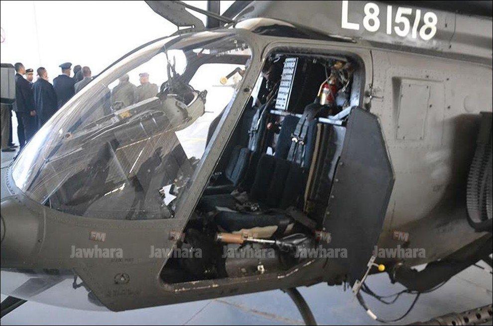 تونس تشتري مروحيات OH-58D Kiowa  الامريكيه الصنع  C308fHVWEAEDdnQ