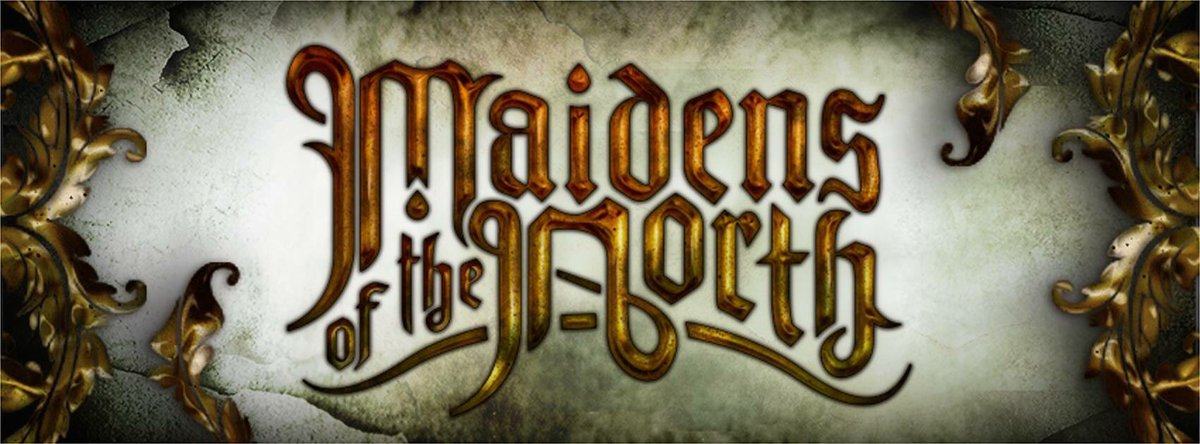 Maidens Of The North On Twitter Behold The Symbol Of Our Band And