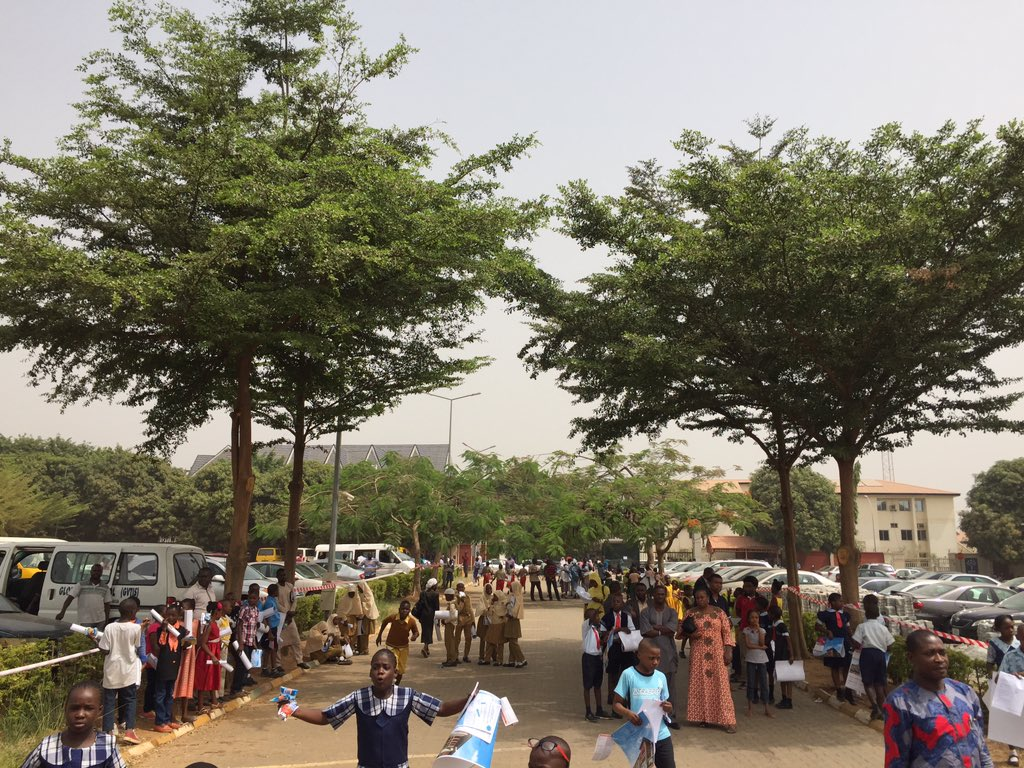 Abuja girls