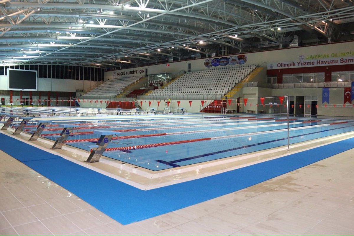 deaflympics 2017 on twitter views from the olympic swimming pool to be used for the swimming competitions during deaflympics 2017 - Olympic Swimming Pool 2017