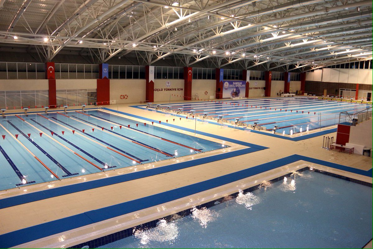 deaflympics 2017 on twitter views from the olympic swimming pool to be used for the swimming competitions during deaflympics 2017