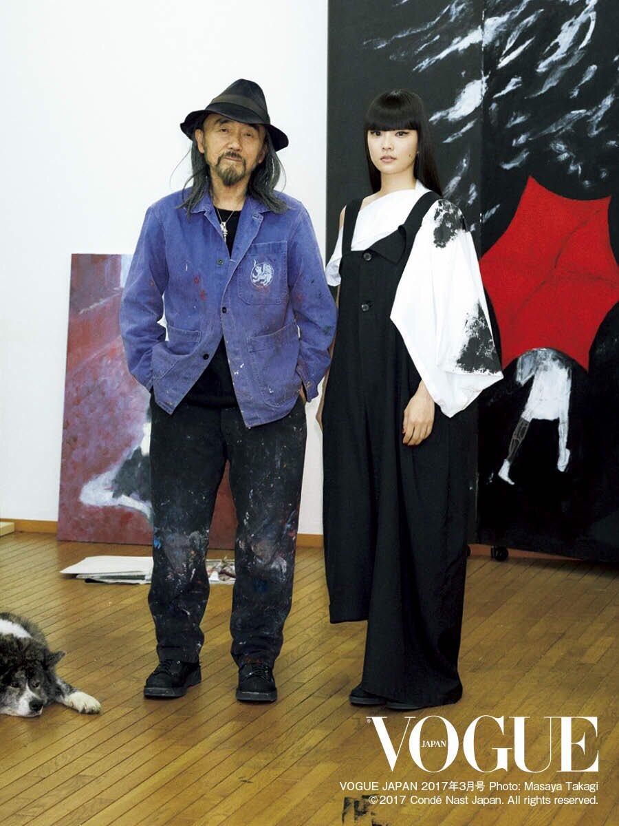 発売中のVOGUE JAPAN3月号から、私秋元梢の新連載がスタートします😌🙏🏻📚 第一回目のゲスト…