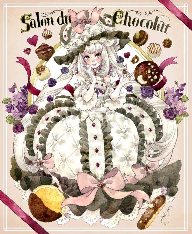 マリーちゃんのサロンドショコラ #FGO
