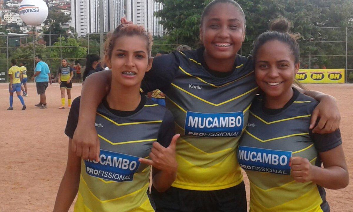 555629a9bfcf6 Alto Vera Cruz e Santa Lúcia fazem a final do torneio feminino da Taça das  Favelas Minas  gemg Foto  Cufa https   t.co FJtYou3bpu