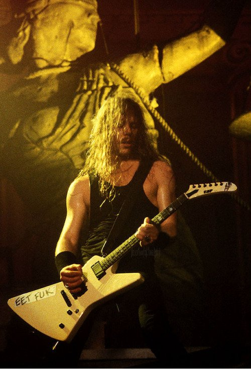 MetallicA On Twitter James Hetfield Performing Live And