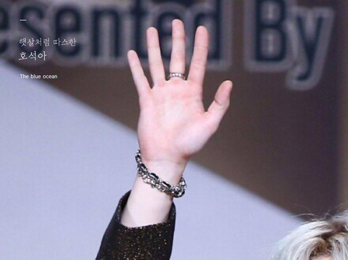 wonho hand에 대한 이미지 검색결과