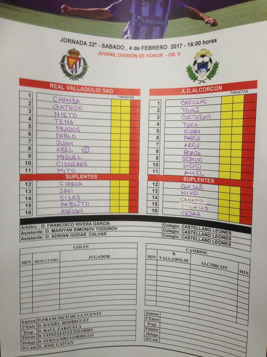 Real Valladolid Juvenil A - Temporada 2016/17 - División de Honor Grupo V - Página 14 C31EMtoWEAALHRP