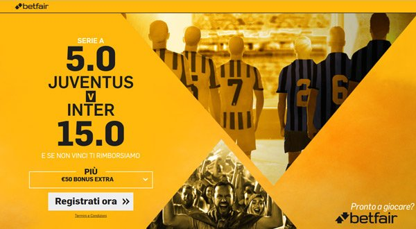 super quote betfair.it scommesse