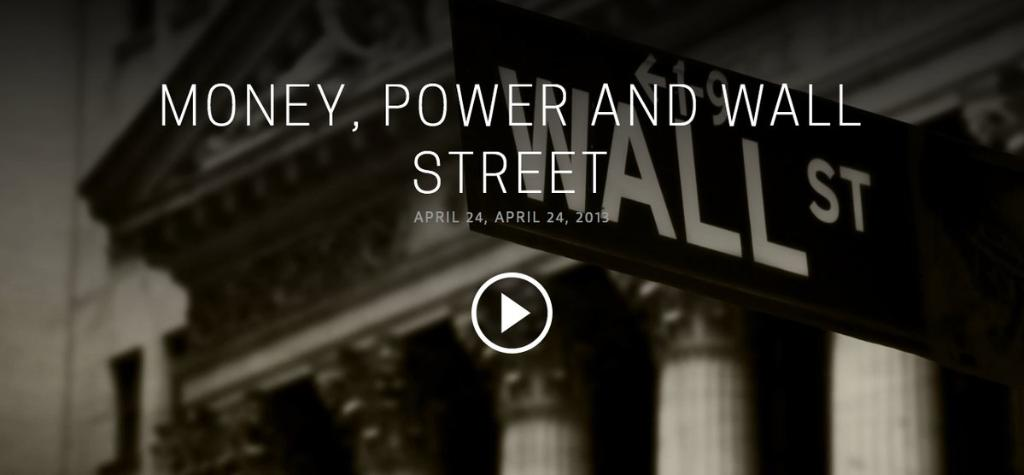 Money, Power, & Wall Street Part 4: Everybody Was Making Money