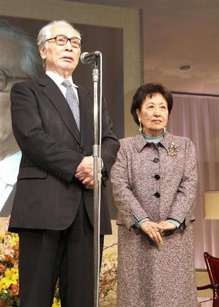 作家の三浦朱門さんが91歳で死去 元文化庁長官 妻は曽野綾子さん sankei.com/life/n…