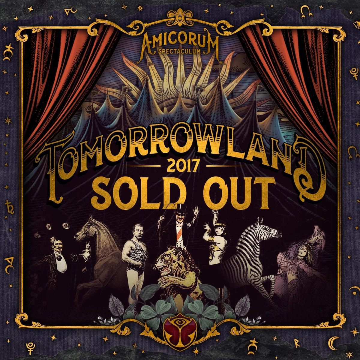 Tomorrowland Tomorrowland Twitter