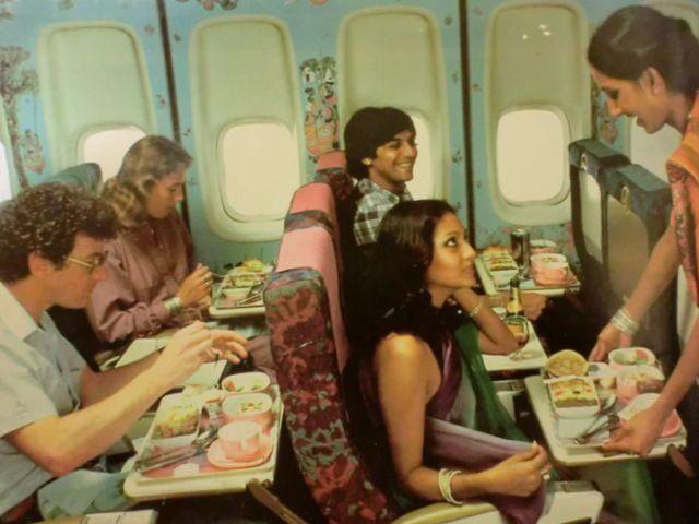 Air India, 1970s.