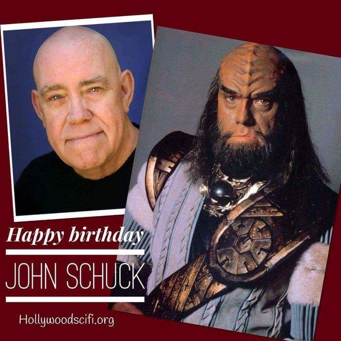 Happy Birthday John Schuck!