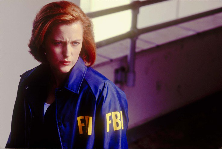 Dr. Dana Scully. Special Agent. Medical doctor. Scientist. #DressLikeAWoman https://t.co/mYtG0MU4q6